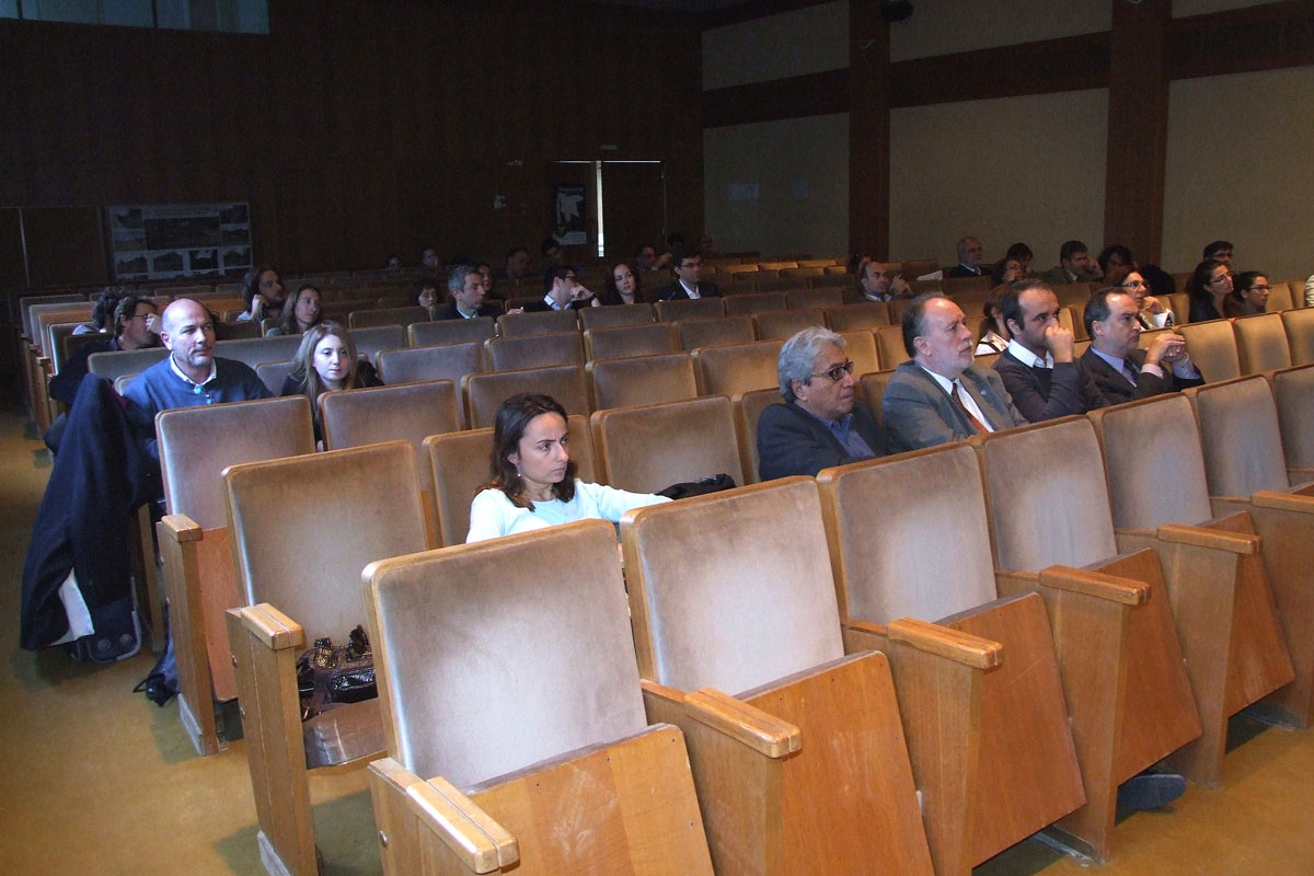 15/11/2012  The HSPN project team participated in LIFE 2011 projects kick off meeting. Photo: G. Karetsos